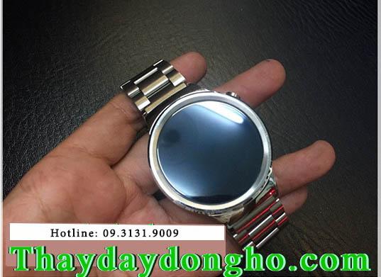 Thay Dây đồng hồ kim loại Huawei Watch