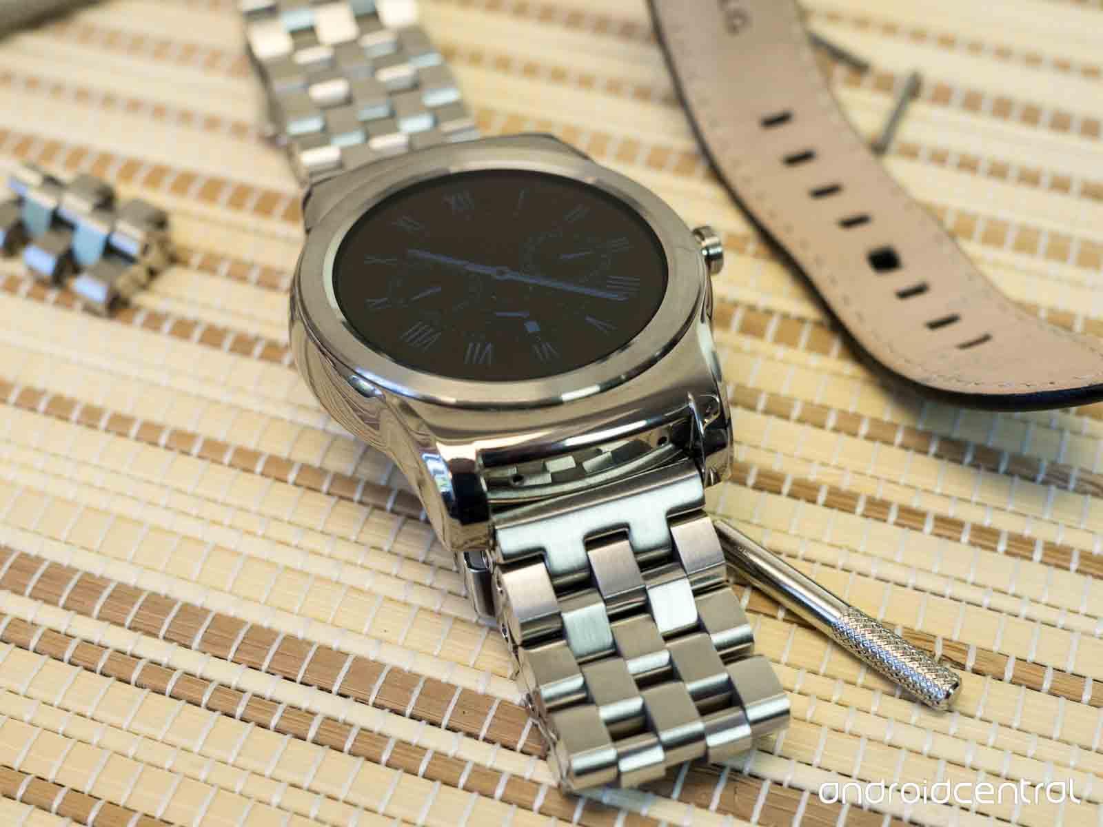 Thay Dây đồng hồ LG Watch Urbane