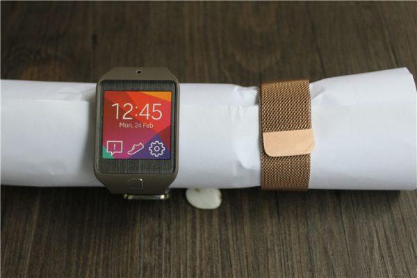 Thay dây đồng hồ Samsung Gear 2 Neo