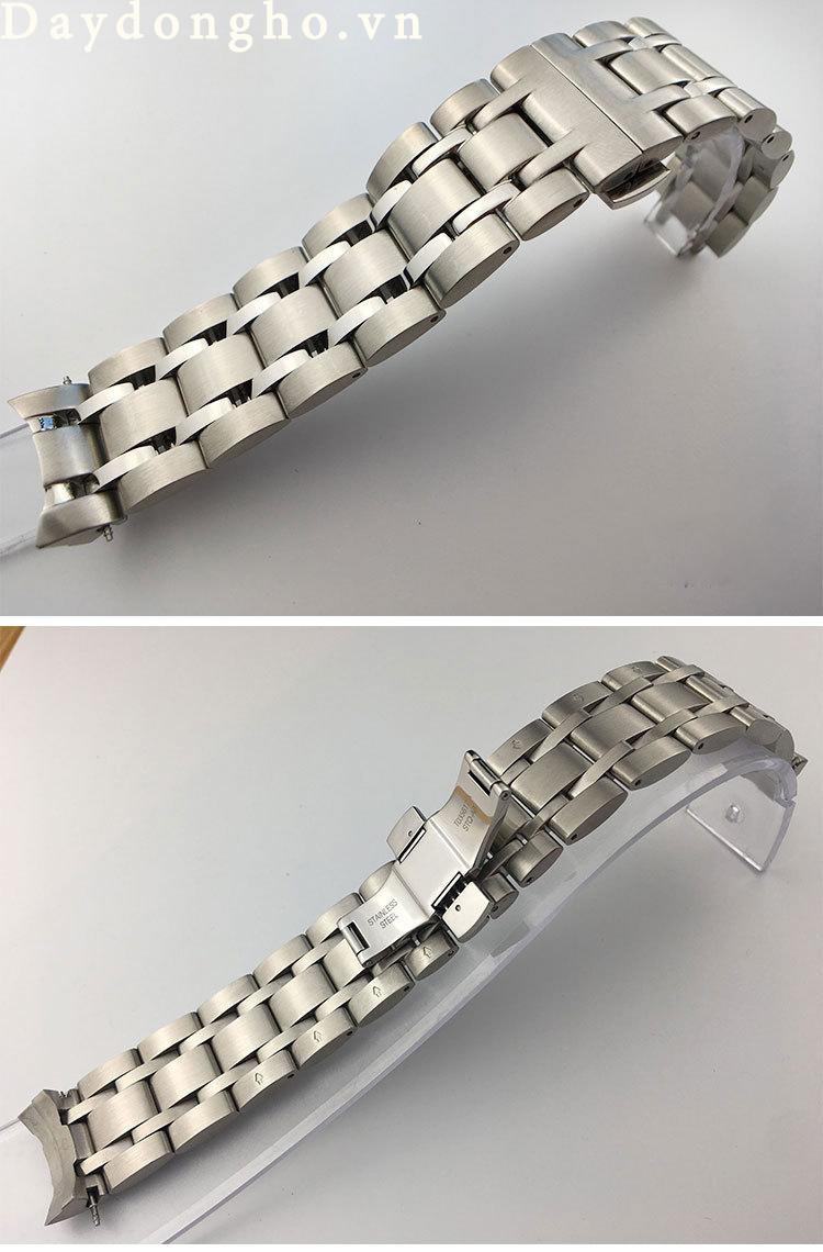 dây đồng hồ kim loại cho tissot