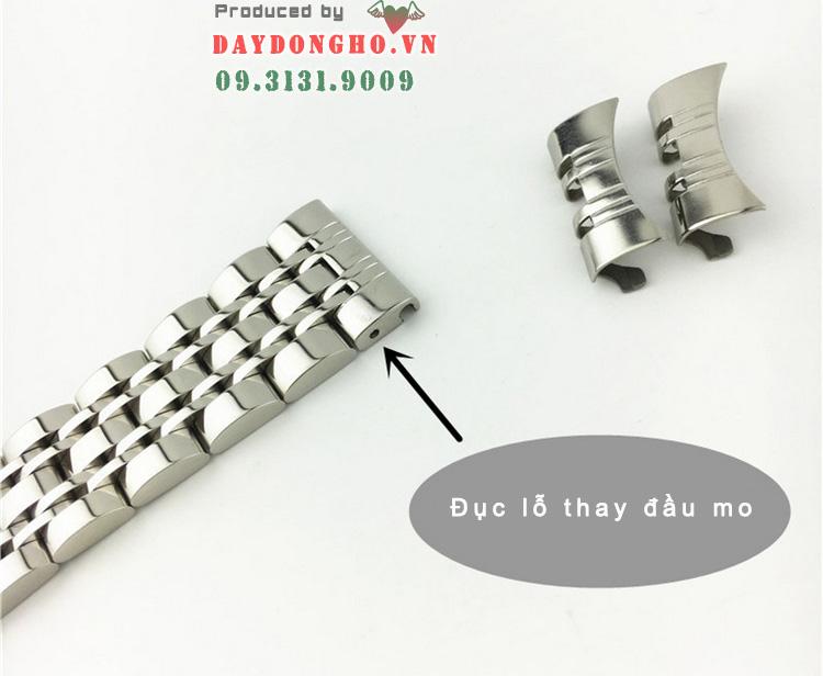 dây kim loại cao cấp đầu mo bạc