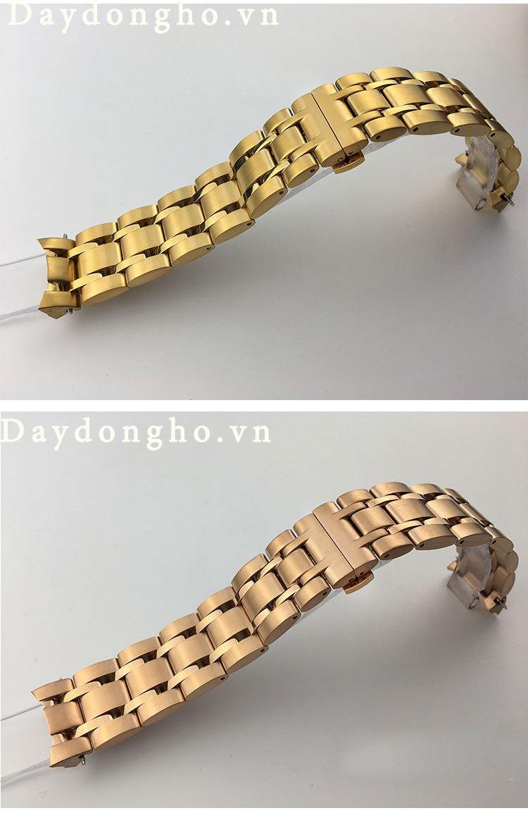 Thay Dây Kim Loại đồng hồ tissot