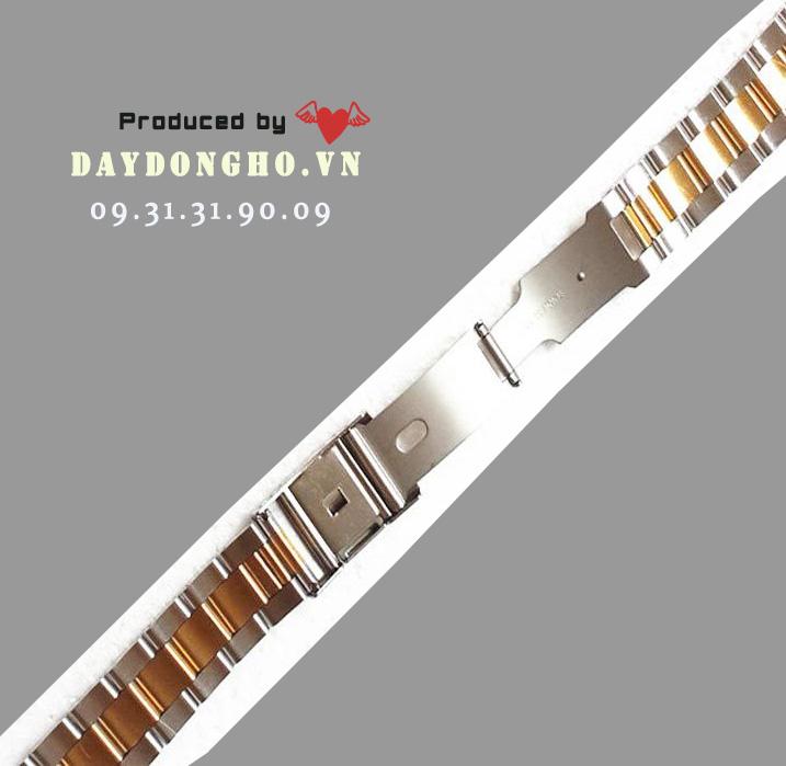 khóa Dây Kim Loại Demi cho Rolex