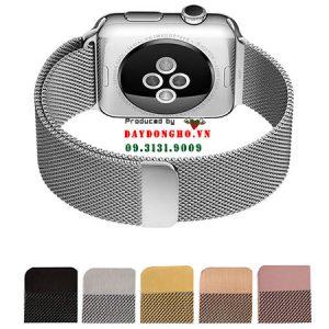 Dây Milanese loop cho Apple Watch