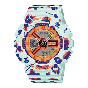 Đồng hồ BA-110FL-3ADR
