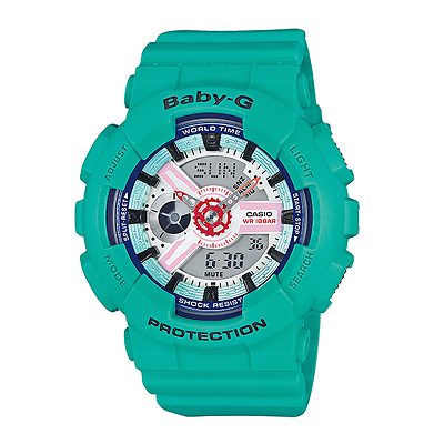 Đồng hồ BA-110SN-3A