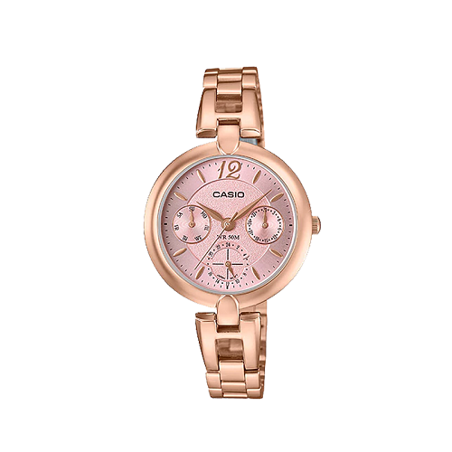 Đồng hồ LTP-E401PG-4AVDF