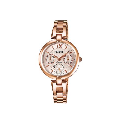 Đồng hồ LTP-E401PG-9AVDF