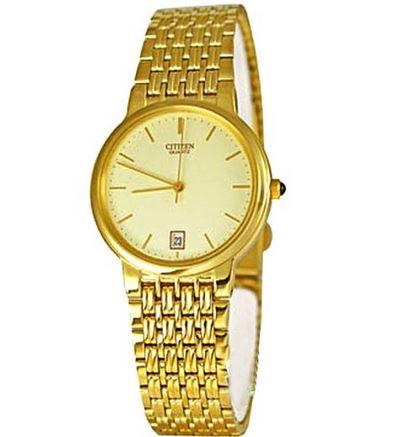 Thay dây kim loại đồng hồ Citizen